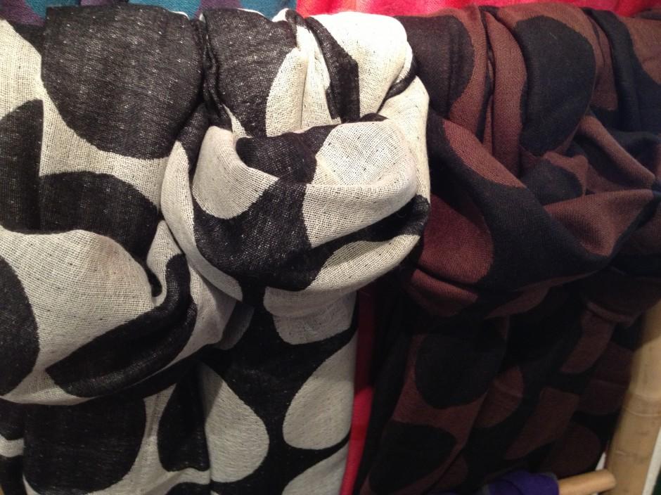 Tørklæder fra Ørskov & Co.