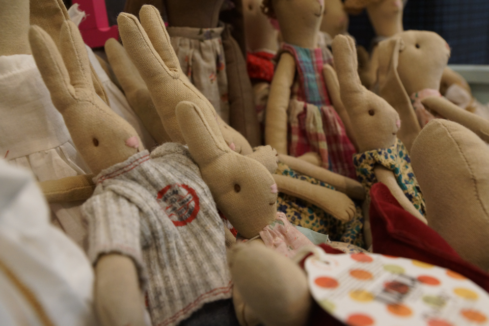 Kaniner fra Maileg