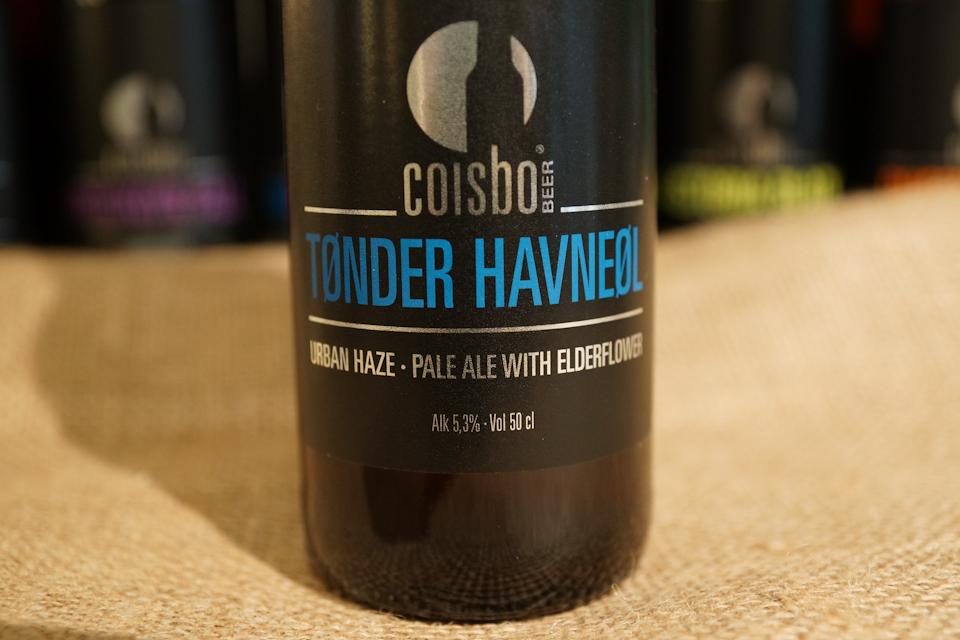 Tønder Havneøl fra Coisbo Beer
