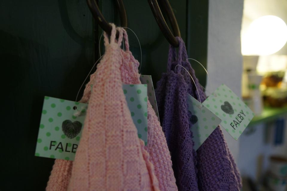 Håndklæder fra Falby