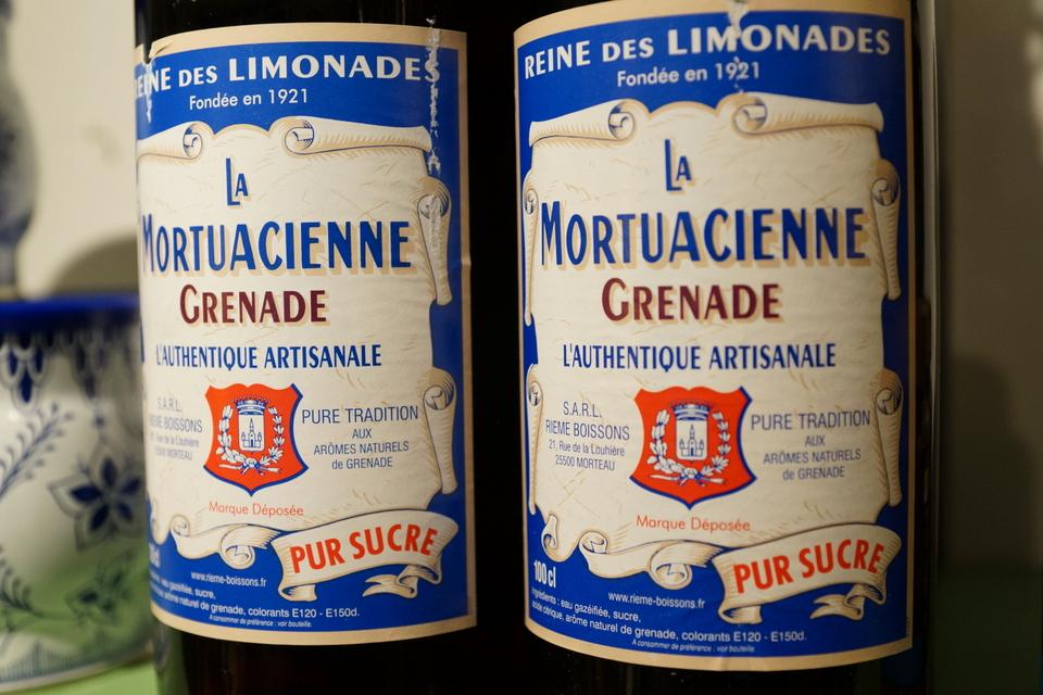 Grenade limonade
