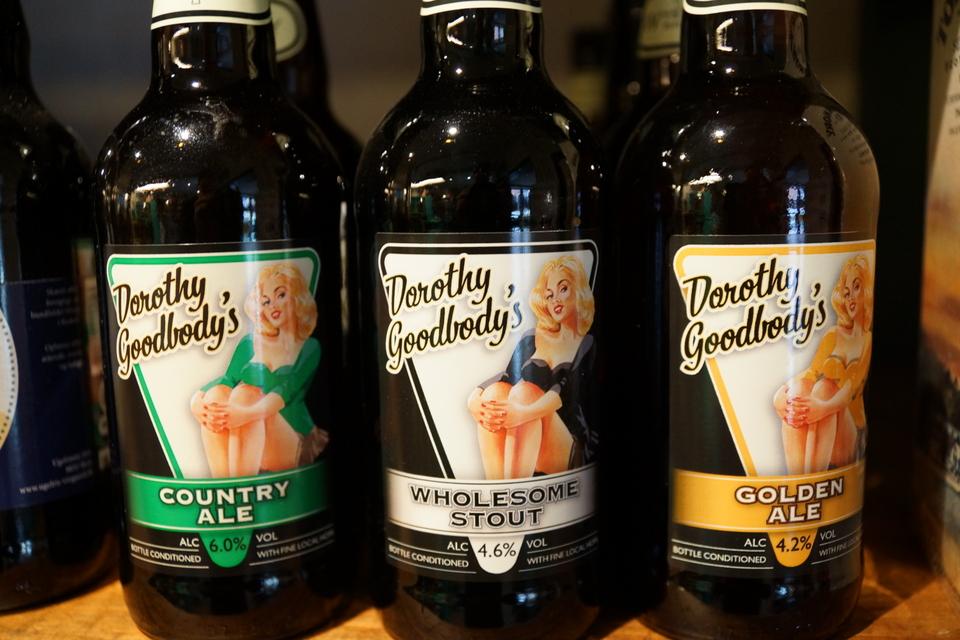 Øl fra Dorothy Goodbody