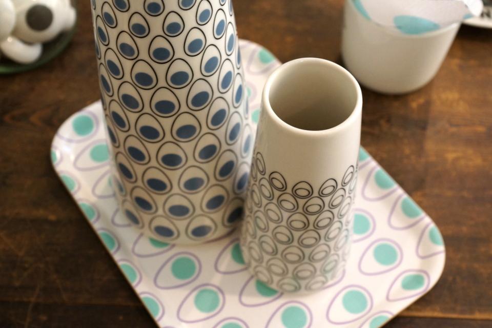 Vaser og bakke fra Casalinga